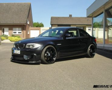 Manhart Racing MH1 S-Biturbo BMW 1 Series M Coupe
