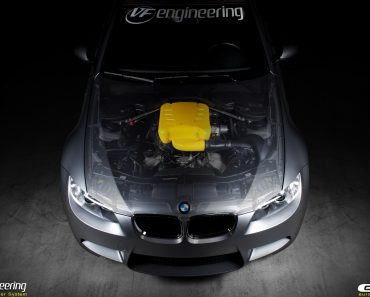 VF Engineering VF540 & EAS BMW M3