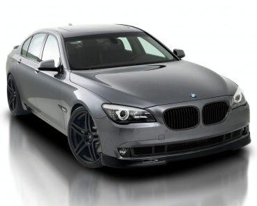 Vorsteiner BMW 7 Series