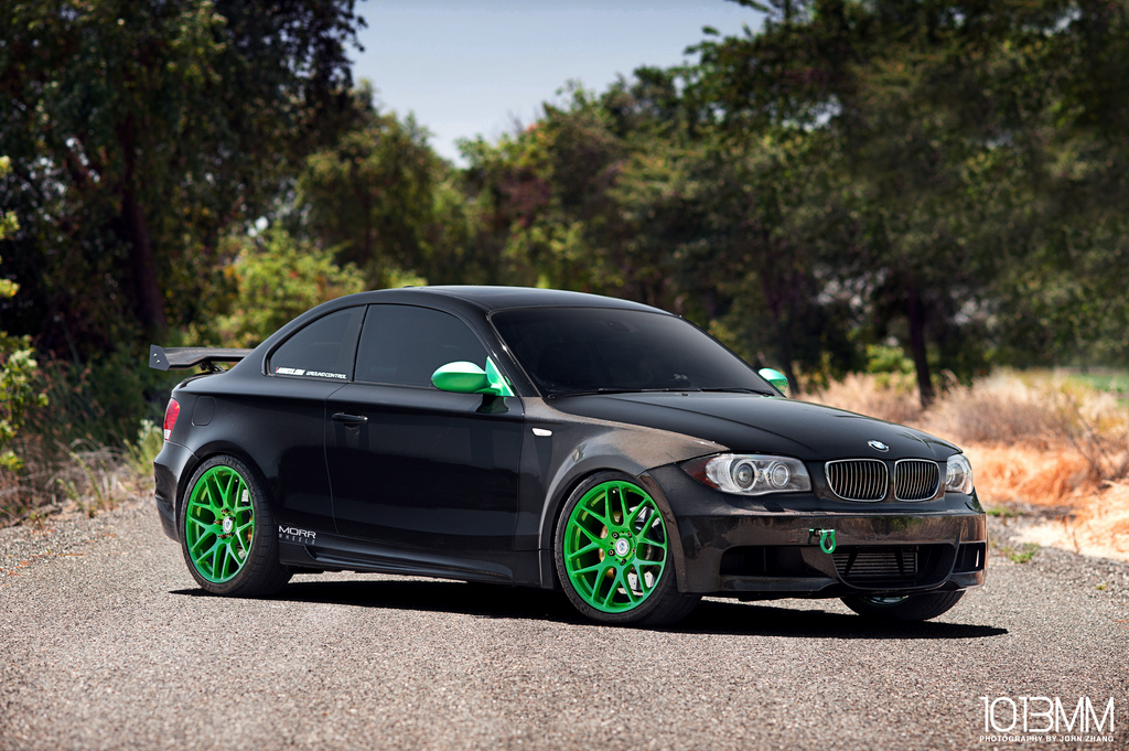 Tuned Bmw 135i Gets Special Photo Shoot Bmw Car Tuning