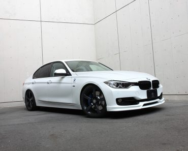 3D Design F30 BMW 3 Series