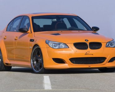 Lumma Design CLR 500 RS BMW M5
