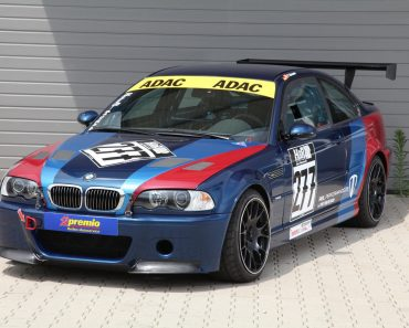 MR Car Design E64 BMW M3 CSL