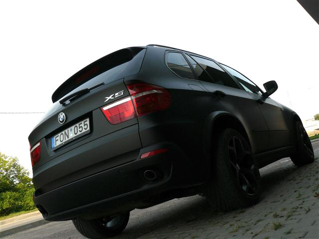 Stealth E70 BMW X5