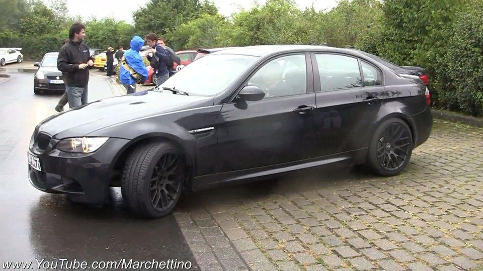 Supercharged E92 BMW M3
