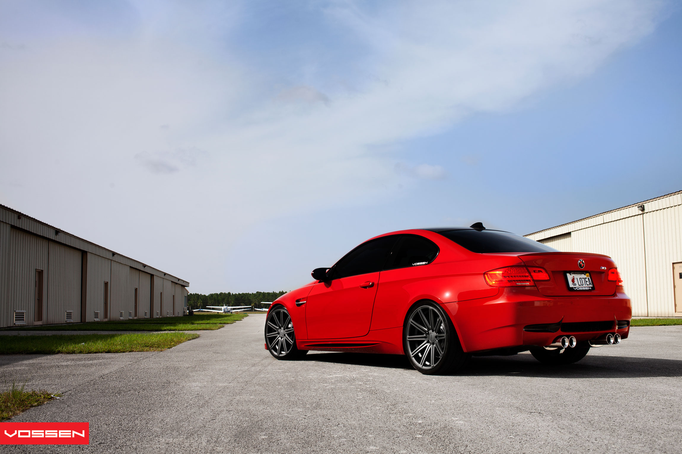 Vossen Wheels E92 BMW M3