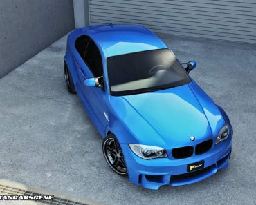 B.E.S.T. BMW 1 Series M Coupe