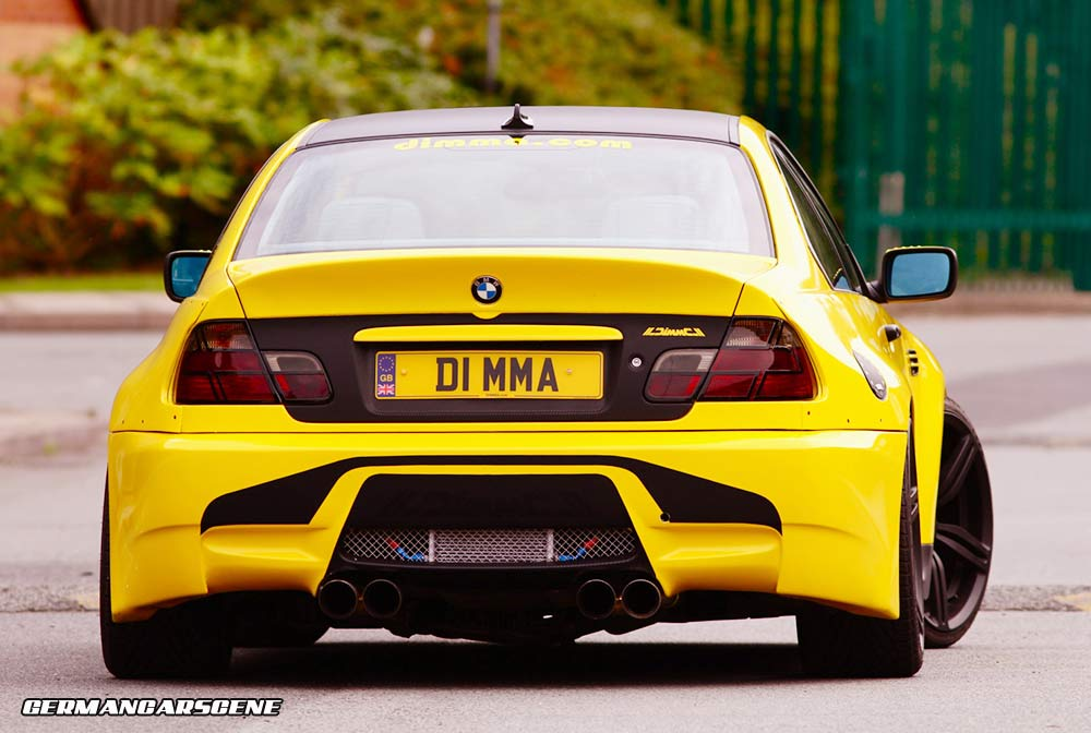 Dimma E64 BMW 3 Series