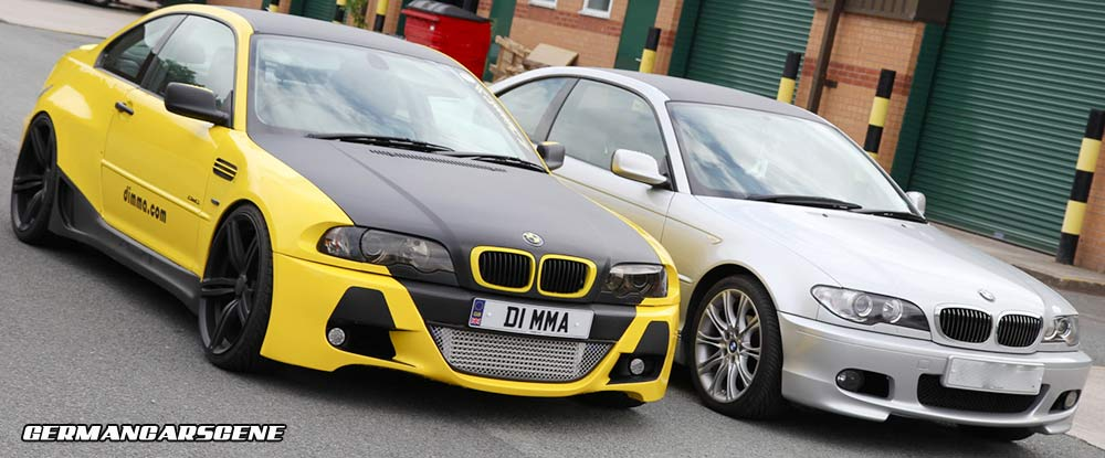 Dimma E64 BMW 3 Series