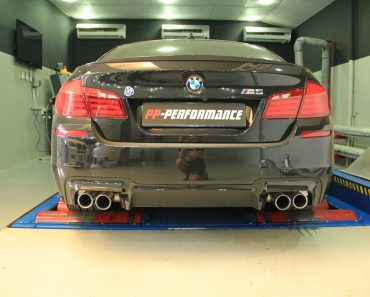 F10 BMW M5 by PP Performance