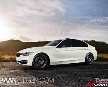 F30 BMW 3 Series by Baan Velgen