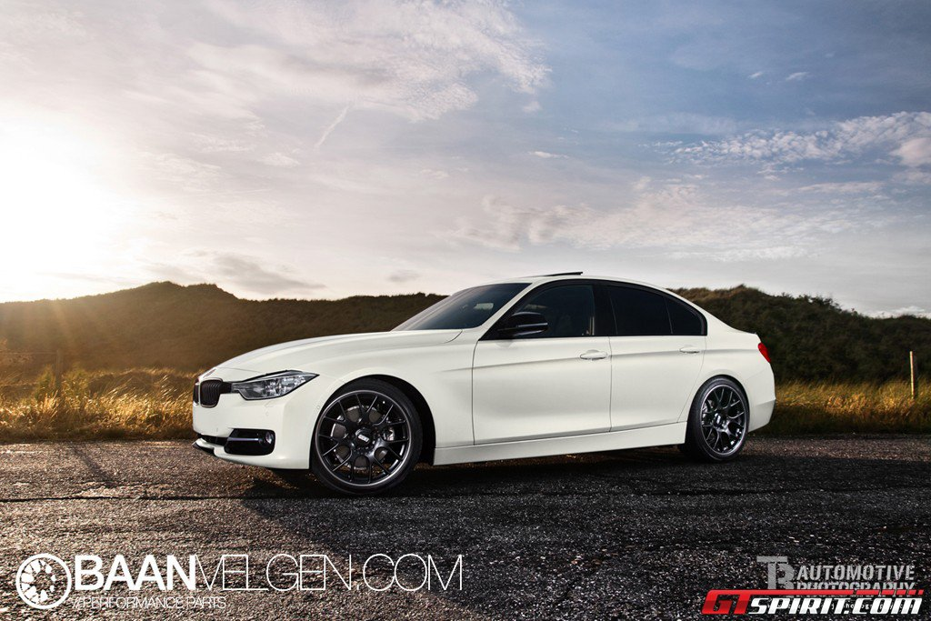 Baan Velgens F30 Bmw 3 Series Bmw Car Tuning