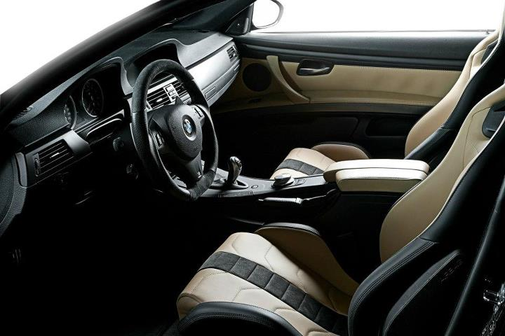 G Power E92 BMW M3 Interior