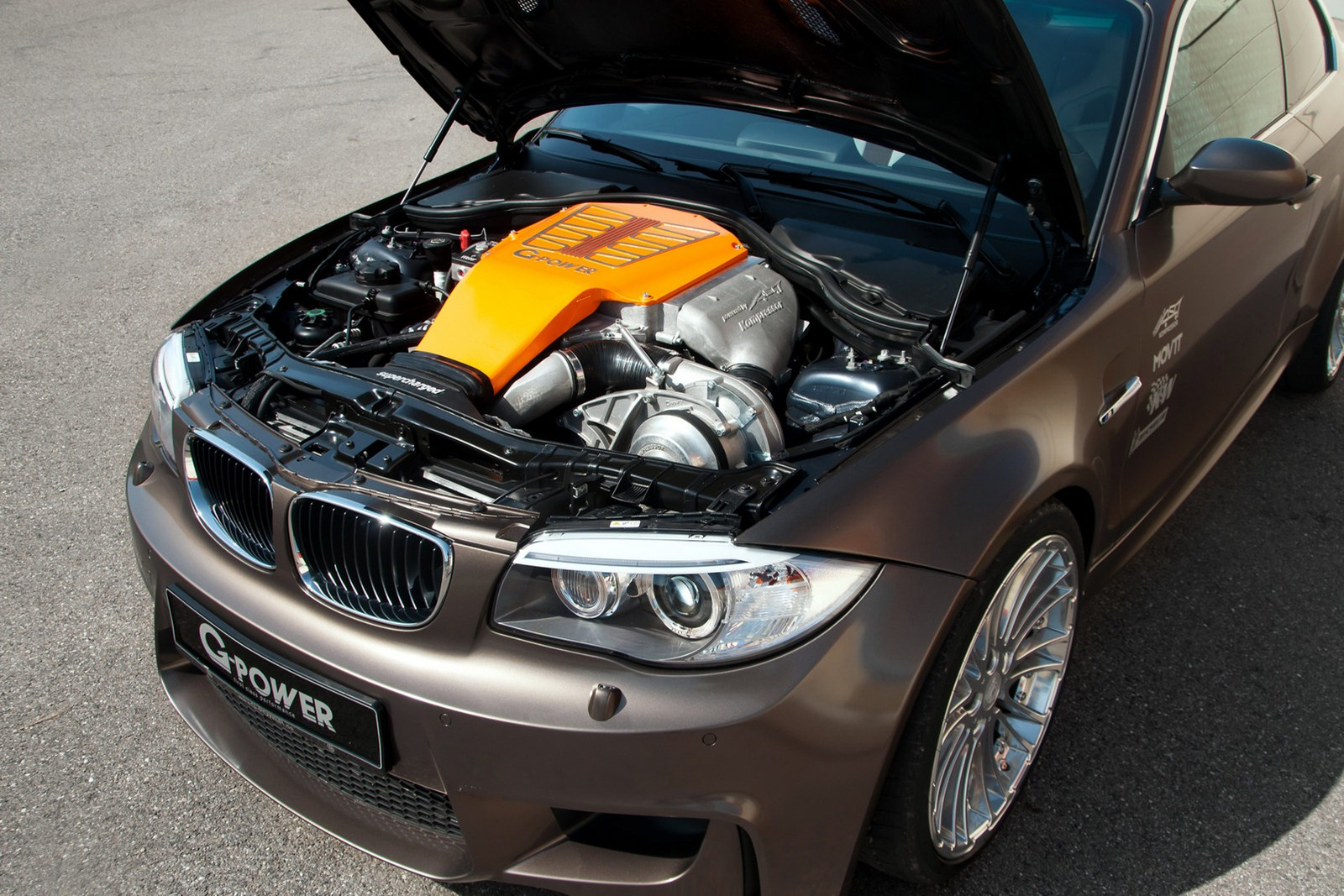G-Power G1 V8 BMW 1 Series M Coupe