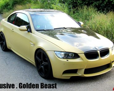 SR Exclusive E92 BMW M3