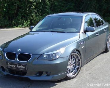 Senner Tuning E60 BMW 5 Series