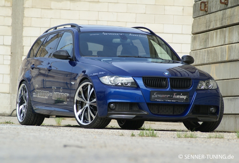 Senner Tuning E91 BMW 3 Series Touring