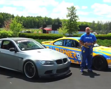 Turner Motorsport E92 BMW M3