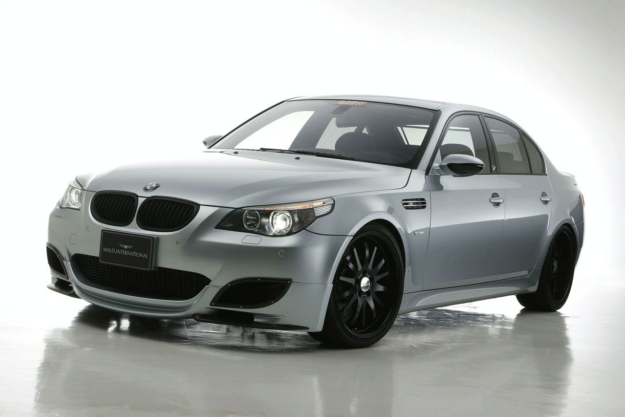 Wald International E60 BMW M5