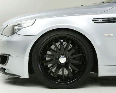 Wald International E60 BMW M5