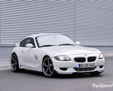 AC Schnitzer ACS4 E85 BMW Z4