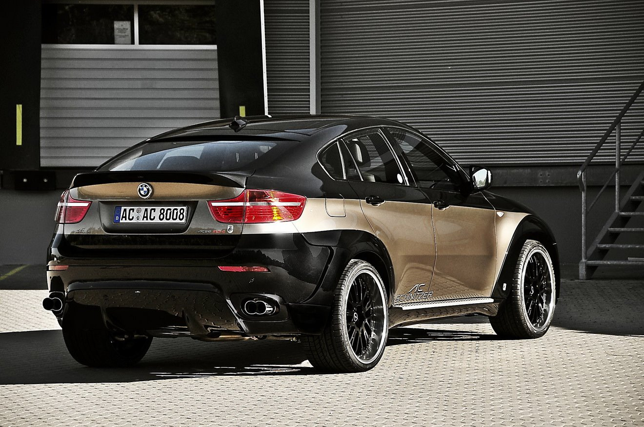 Ac Schnitzer E71 Bmw X6 Falcon Kit Bmw Car Tuning