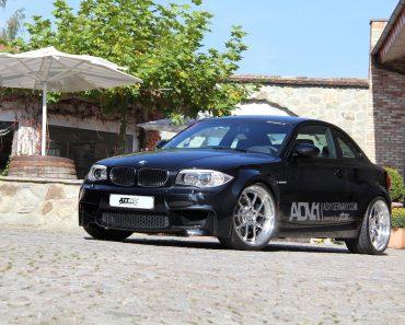 ATT-TEC BMW 1 Series M Coupe