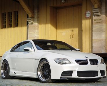 CLP MR 600 GT-S E63 BMW 6 Series
