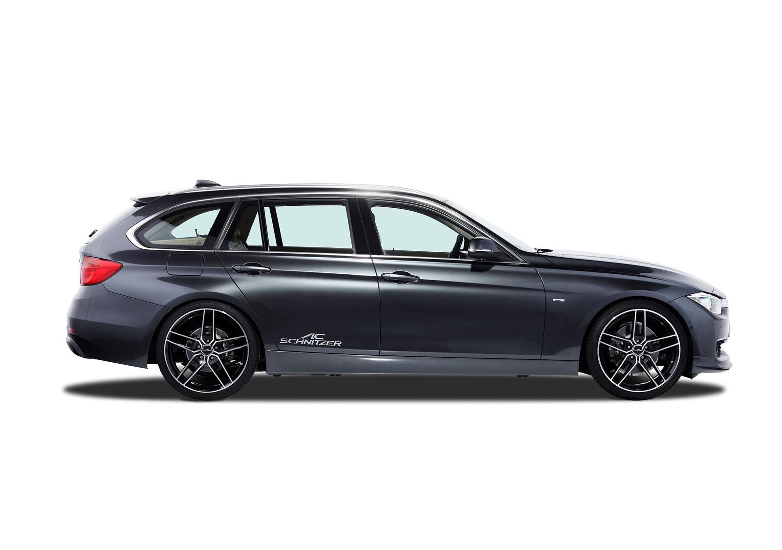 ac schnitzer can now take on your f30 bmw 3 series touring bmw car tuning. Black Bedroom Furniture Sets. Home Design Ideas