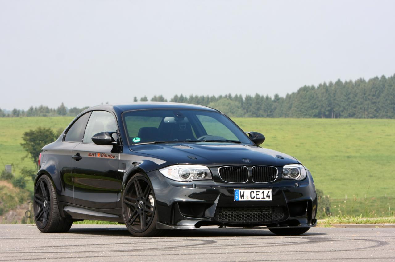Manhart MH1 S Biturbo BMW 1 Series M Coupe