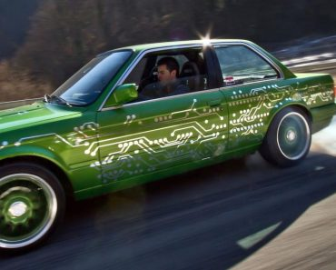 Rimac E30 BMW M3