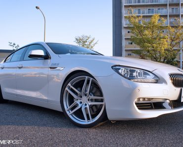 Studie AG BMW 6 Series Gran Coupe