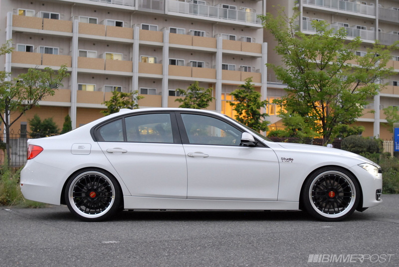 Studie AG F30 BMW 328i
