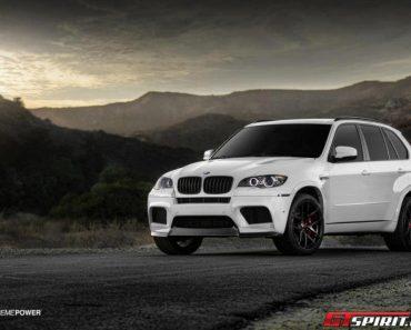 Supreme Power E70 BMW X5M