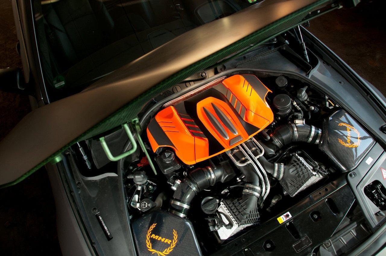 F10 BMW M5 by Manhart Racing