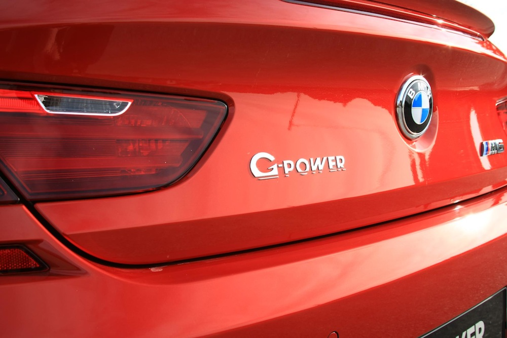 G-Power F12 BMW M6
