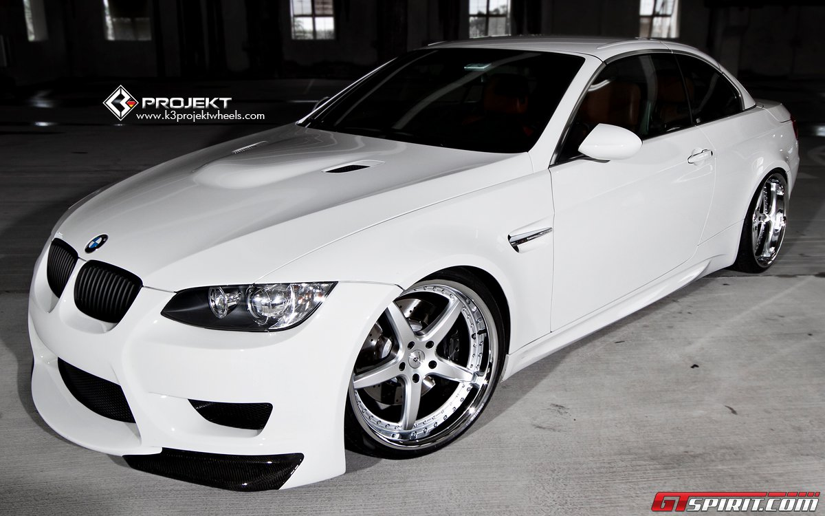 K3 Projekt Wheels E93 BMW M3