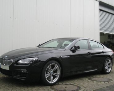Manhart Racing BMW 650xi Gran Coupe