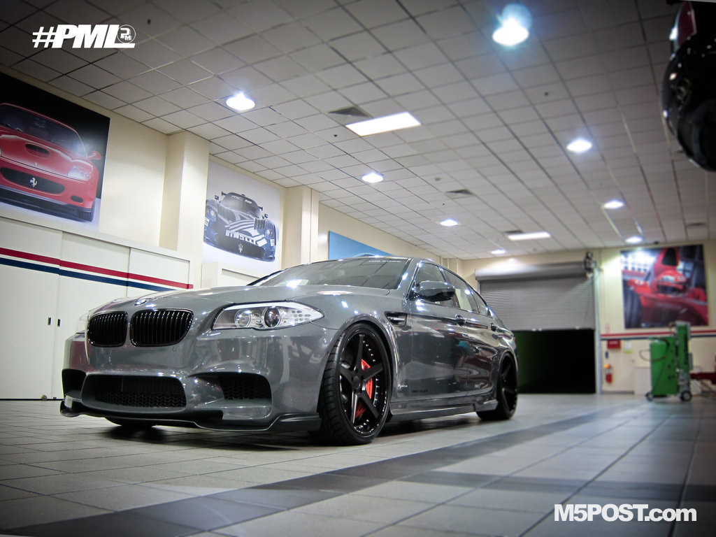 Platinum Motorsport F10 BMW M5