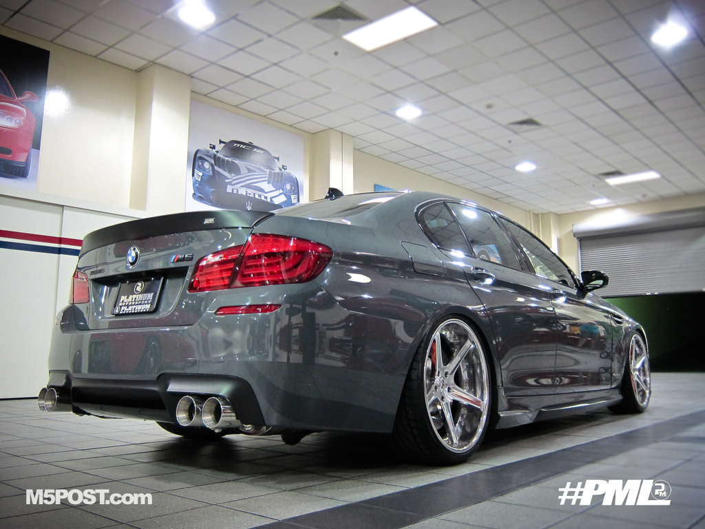 f10 bmw m5 by platinum motorsport bmw car tuning. Black Bedroom Furniture Sets. Home Design Ideas