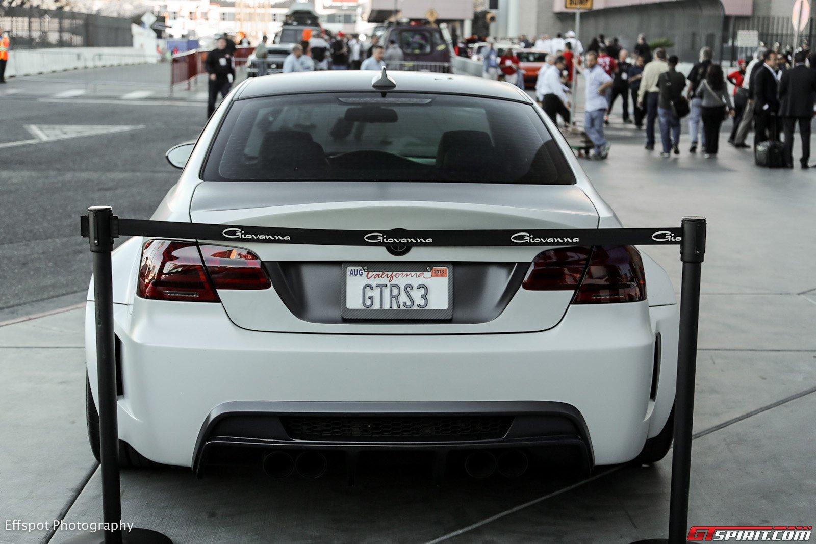 Vorsteiner GTRS5 E92 BMW M3