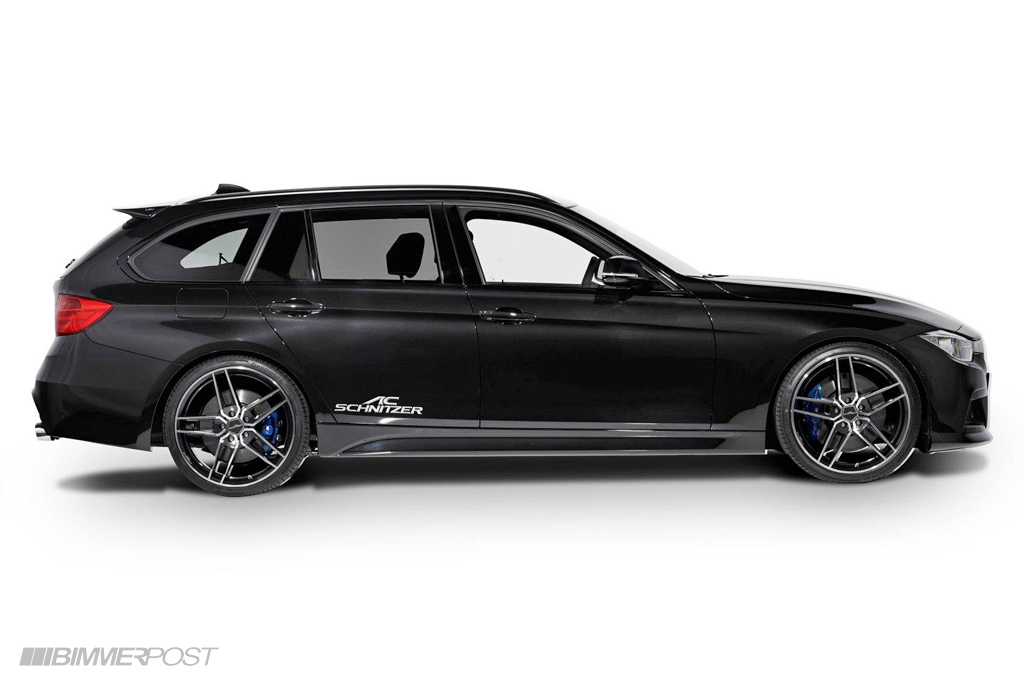 AC Schnitzer F31 BMW 3 Series Touring M Sport