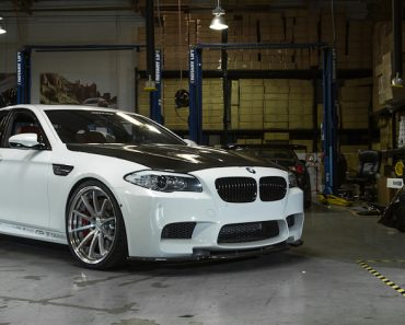 F10 BMW M5 by Agency Power