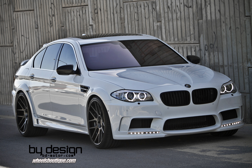 f10 bmw m5 by hamann and wheels boutique bmw car tuning. Black Bedroom Furniture Sets. Home Design Ideas