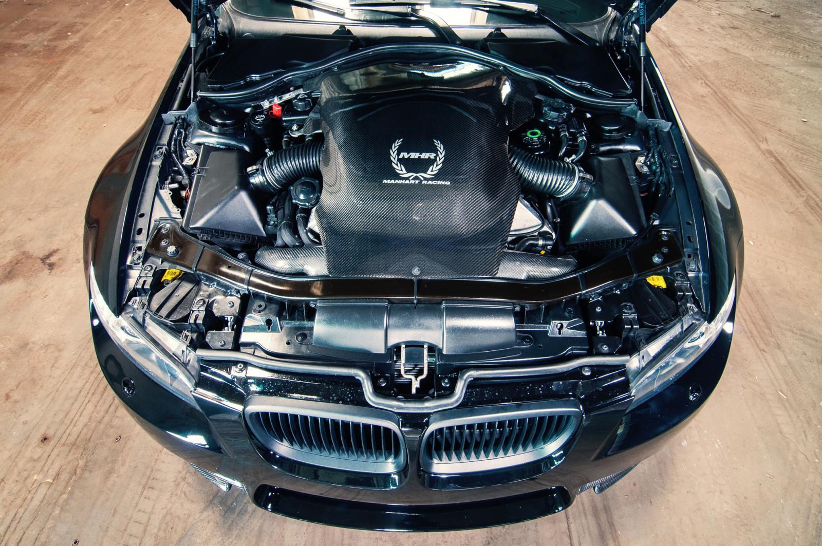 Manhart MH3 V8 R Biturbo E93 BMW M3
