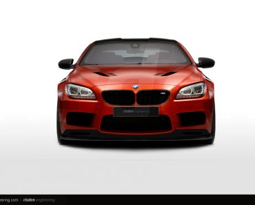 Risden Engineering F12 BMW M6