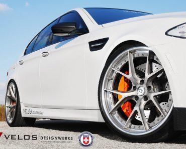 Velos Designwerks F10 BMW M5