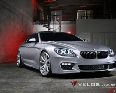 BMW 650i Gran Coupe by Velos Designwerks