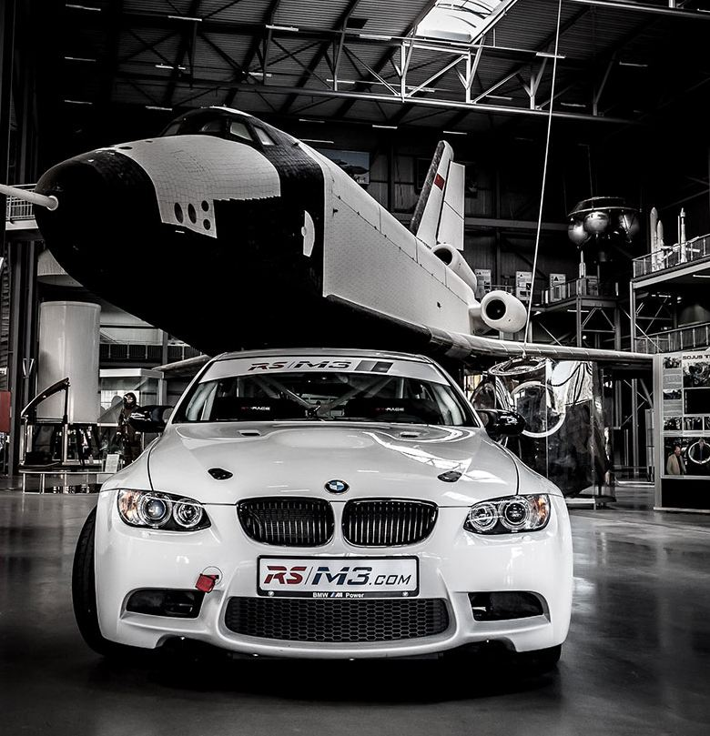 BMW M3 E90 by RS Racingteam