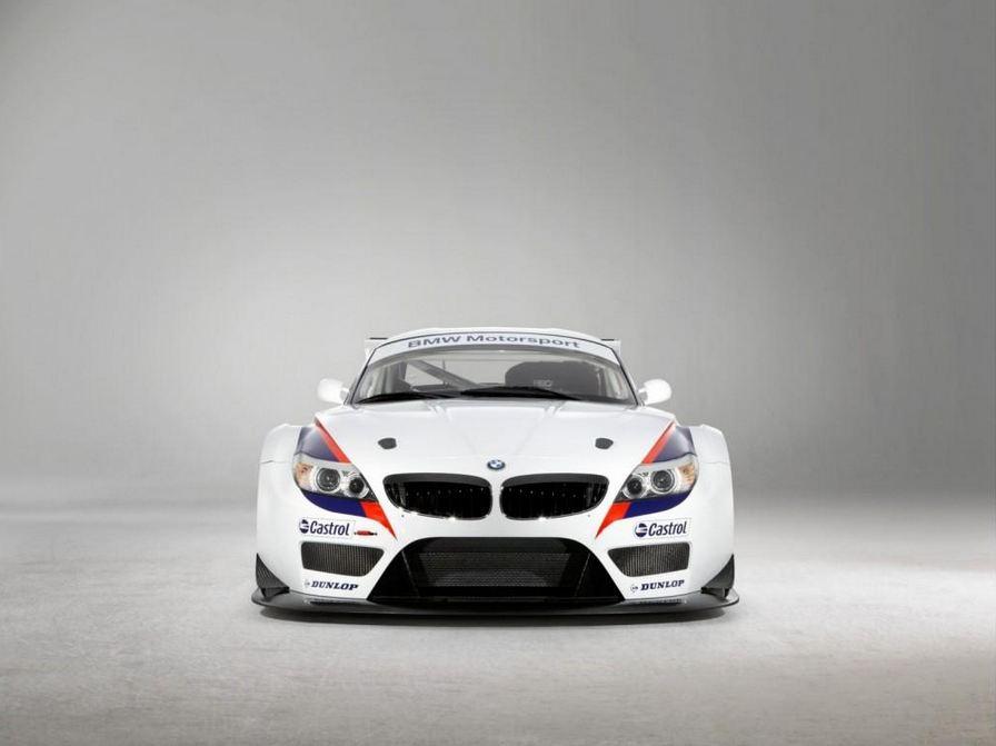 BMW Z4 GTE ALMS